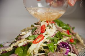 Cambodian Beef Salad